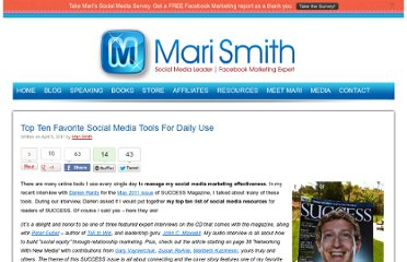 http://www.marismith.com/ten-favorite-social-media-tools-for-daily-use/