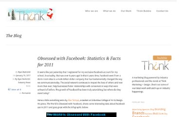 http://thinkmarketing.org/2011/01/obsessed-with-facebook-statistics-facts-for-2011/
