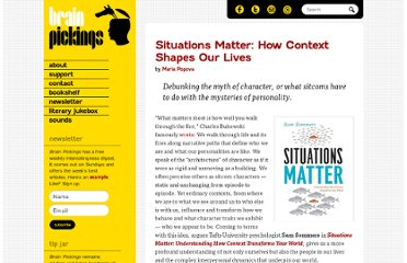 http://www.brainpickings.org/index.php/2012/01/03/situations-matter-sam-sommers/