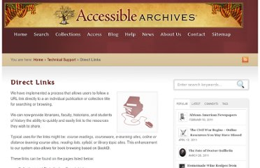 http://www.accessible-archives.com/support/direct-links/