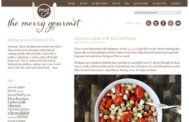 http://www.merrygourmet.com/2011/04/chickpea-salad-with-feta-and-herbs/