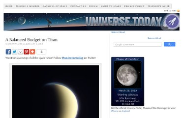 http://www.universetoday.com/92310/a-balanced-budget-on-titan/