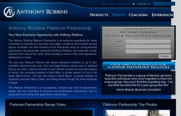 http://www.tonyrobbins.com/events/platinum-partnership/