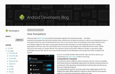 http://android-developers.blogspot.com/2012/01/holo-everywhere.html
