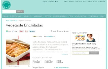 http://www.marthastewart.com/351778/vegetable-enchiladas