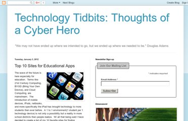http://cyber-kap.blogspot.com/2012/01/top-10-sites-for-educational-apps.html