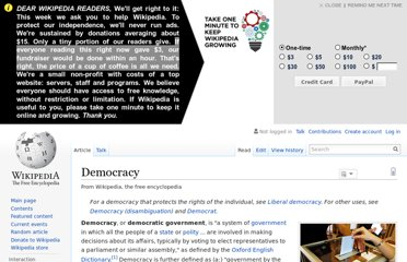 http://en.wikipedia.org/wiki/Democracy