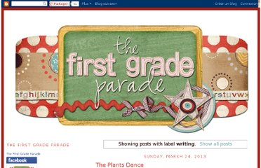 http://thefirstgradeparade.blogspot.com/search/label/writing