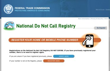 https://www.donotcall.gov/register/reg.aspx