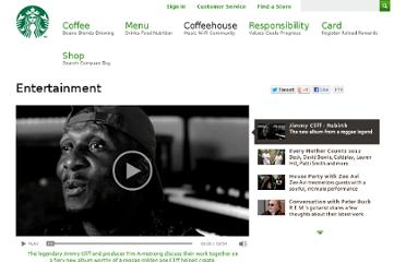 http://www.starbucks.com/coffeehouse/entertainment