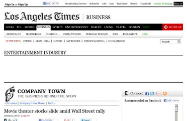 http://latimesblogs.latimes.com/entertainmentnewsbuzz/2012/01/investors-leave-movie-theater-stocks-cold-in-walll-street-rally.html