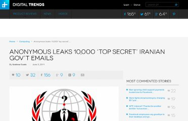 http://www.digitaltrends.com/computing/anonymous-leaks-10000-top-secret-iranian-govt-emails/