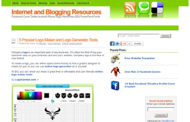 http://ebiznet2u.com/5-popular-logo-maker-and-logo-generator-tools-3518/