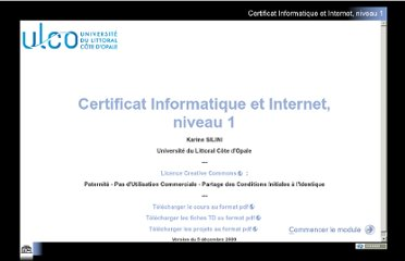 http://c2i.univ-littoral.fr/ressources2009/co/C2i_web.html