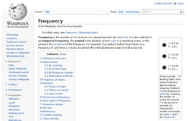 http://en.wikipedia.org/wiki/Frequency