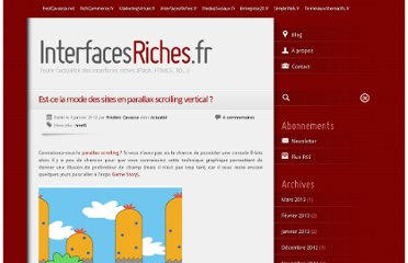 http://www.interfacesriches.fr/2012/01/04/est-ce-la-mode-des-sites-en-parallax-scrolling-vertical/