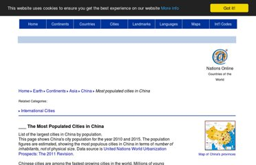 http://www.nationsonline.org/oneworld/china_cities.htm