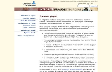 http://www.integrite.umontreal.ca/definitions/fraude.html
