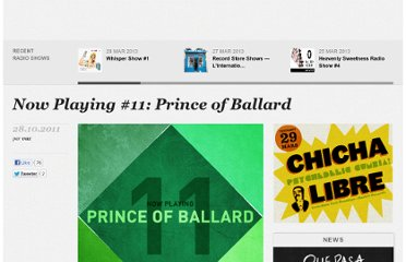 http://www.lemellotron.com/2011/10/28/now-playing-11-prince-of-ballard-podcast/#more-28049