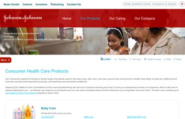 http://www.jnj.com/connect/healthcare-products/consumer/?flash=true