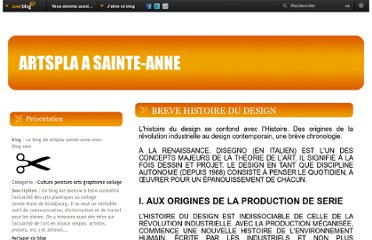 http://artspla-sainte-anne.over-blog.com/pages/BREVE_HISTOIRE_DU_DESIGN-4090466.html