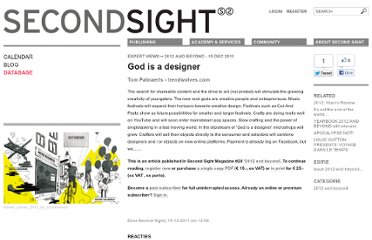 http://www.secondsight.nl/2012-and-beyond/god-is-a-designer/