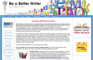 http://www.be-a-better-writer.com/creative-writing-contests.html