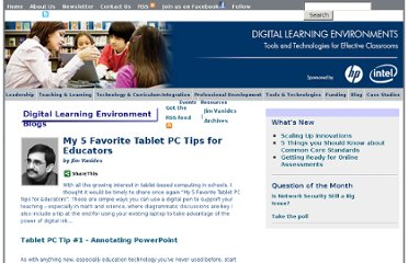 http://www.guide2digitallearning.com/blog_jim_vanides/my_5_favorite_tablet_pc_tips_educators