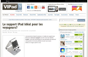 http://www.vipad.fr/post/support-iPad-voyageurs