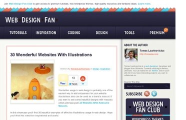 http://webdesignfan.com/websites-with-illustrations/