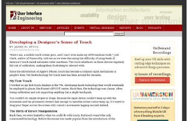 http://www.uie.com/articles/sense_of_touch