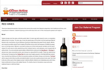 http://www.thekitchenhotline.com/red-wines/