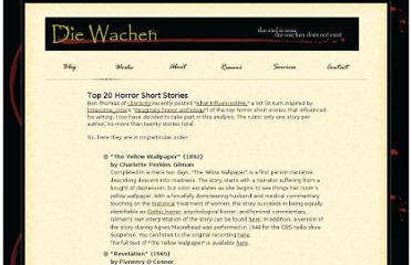 http://diewachen.com/2007/08/top-20-horror-short-stories.html