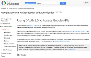 http://code.google.com/apis/accounts/docs/OAuth2.html
