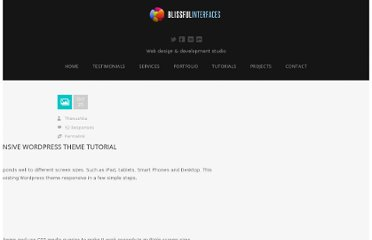 http://www.blissfulinterfaces.com/build-a-responsive-wordpress-theme/