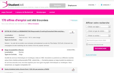 http://www.studentjob.fr/offre?region_id=15&job_type_id=&function_id=&commit=Chercher&keywords=