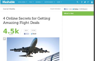 http://mashable.com/2012/01/05/best-flight-deals-2012/