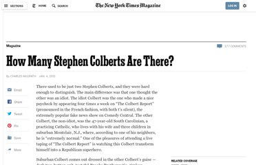 http://www.nytimes.com/2012/01/08/magazine/stephen-colbert.html?pagewanted=all