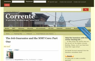 http://www.correntewire.com/the_job_guarantee_and_the_mmt_core_part_one