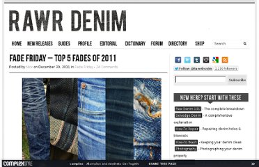 http://www.rawrdenim.com/2011/12/fade-friday-top-5-fades-of-2011/