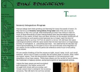 http://www.enkieducation.org/html/sensory-integration-program.htm