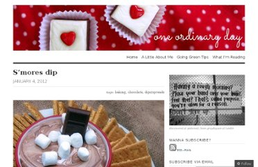 http://oneordinaryday.wordpress.com/2012/01/04/smores-dip/
