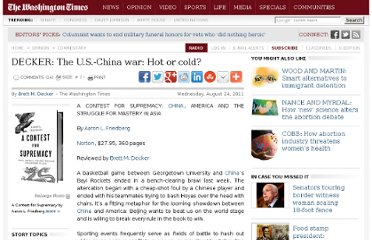 http://www.washingtontimes.com/news/2011/aug/24/the-us-china-war-hot-or-cold/