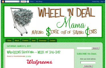 http://wheelndealmama.blogspot.com/2011/03/walgreens-shopping-week-of-36-312.html