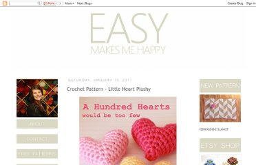 http://easymakesmehappy.blogspot.com/2011/01/crochet-pattern-little-heart-plushy.html