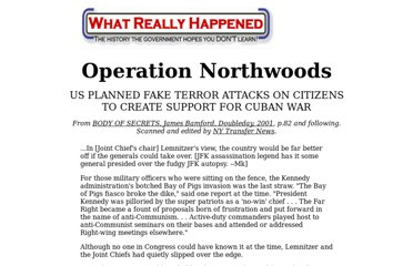 http://whatreallyhappened.com/WRHARTICLES/northwoods.html