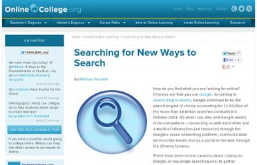 http://www.onlinecollege.org/2012/01/06/searching-for-new-ways-to-search/