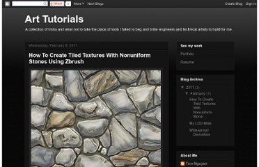 http://buildittutorials.blogspot.com/2011/02/how-to-create-tiled-stone-wall-textures.html