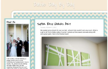 http://davisdaybyday.blogspot.com/2011/10/super-easy-canvas-art.html