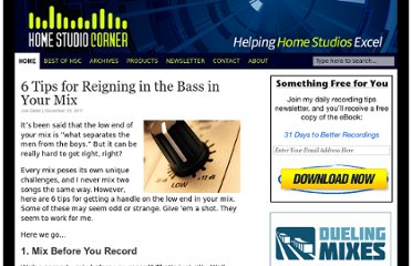 http://www.homestudiocorner.com/6-bass-mixing-tips/
